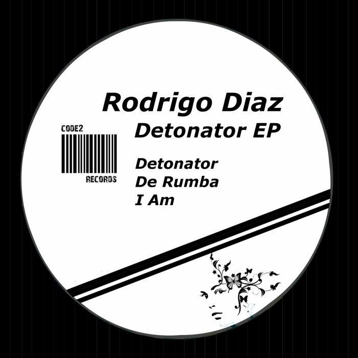 DIAZ, Rodrigo - Detonator EP