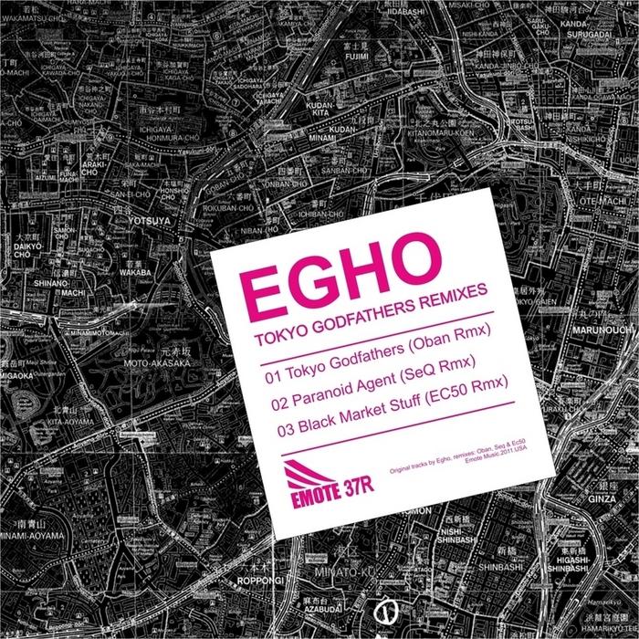 EGHO - Black Market Stuff Remix EP