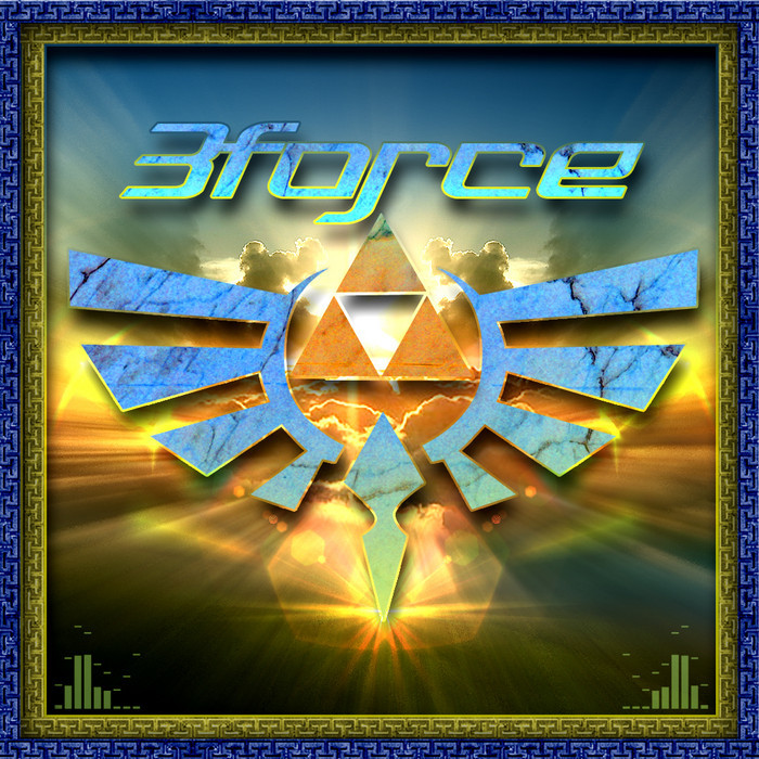 JOSHLIVE/TELEPATIC/ITAL - Triforce
