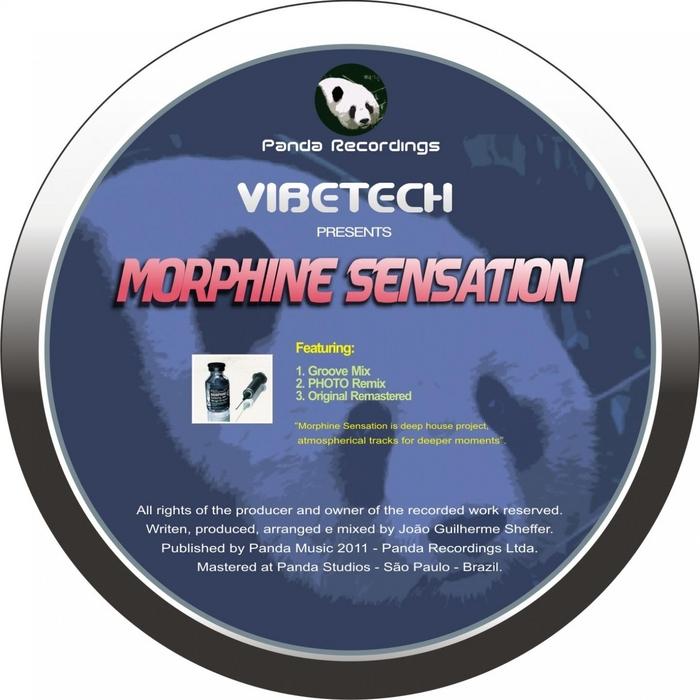 VIBETECH - Morphine Sensation EP