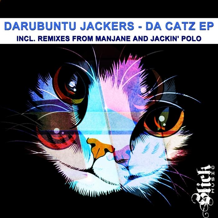 DARUBUNTU JACKERS - Da Catz EP