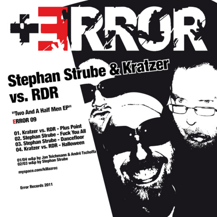 STRUBE, Stephan/KRATZER vs RDR - Two & A Half Men EP
