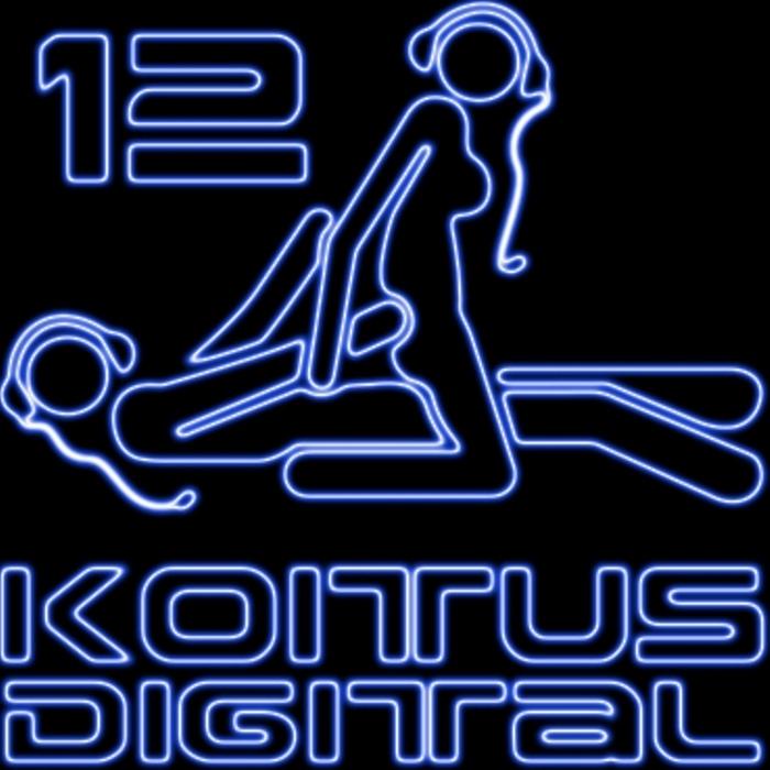 BOB D/DANIEL BOB/DJEEP RHYTHMS/ALEXEY KOTLYAR - Koitus Digital 12