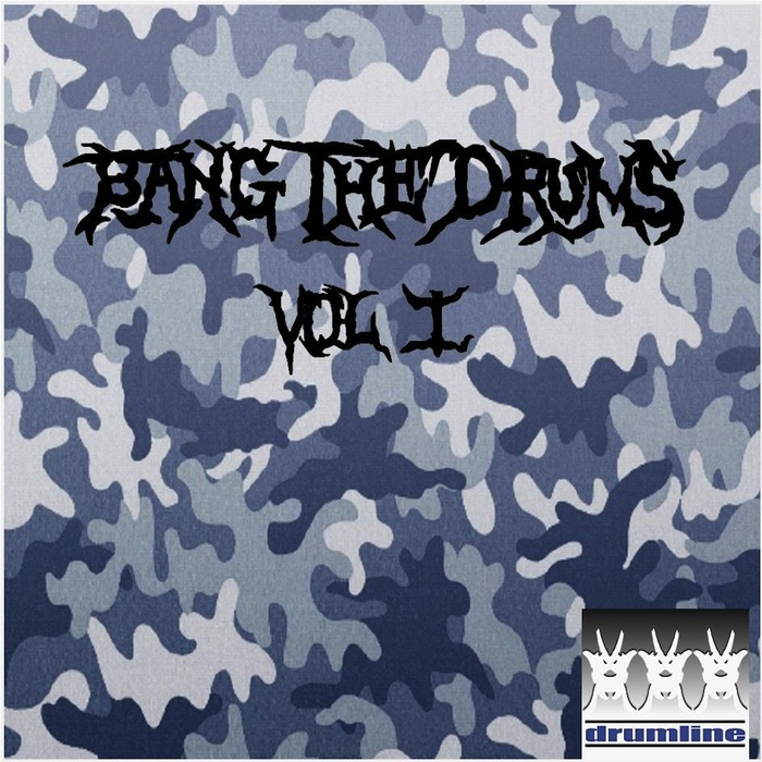 VARIOUS - Bang The Drums Vol 1