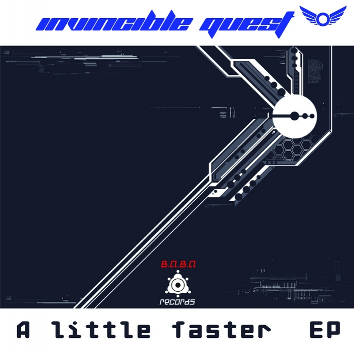 INVINCIBLE QUEST - A Little Faster EP