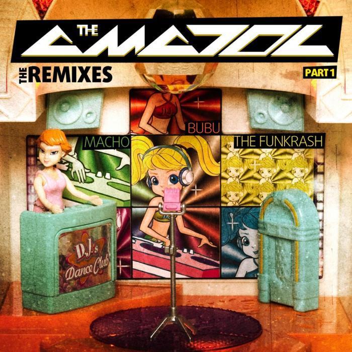 AMATOL, The - The Remixes Part 1