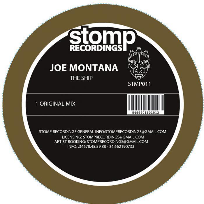MONTANA, Joe - The Ship