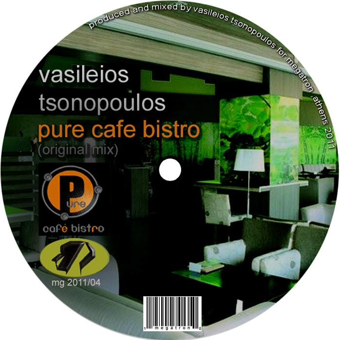 TSONOPOULOS, Vasileios - Pure Cafe Bistro