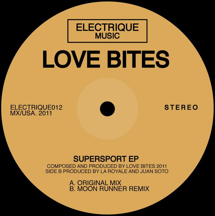 LOVE BITES - Supersport EP