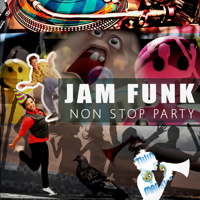 JAM FUNK - Non Stop Party
