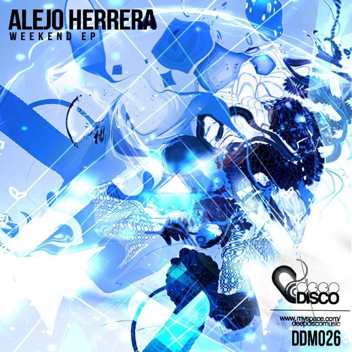 HERRERA, Alejo - Weekend EP