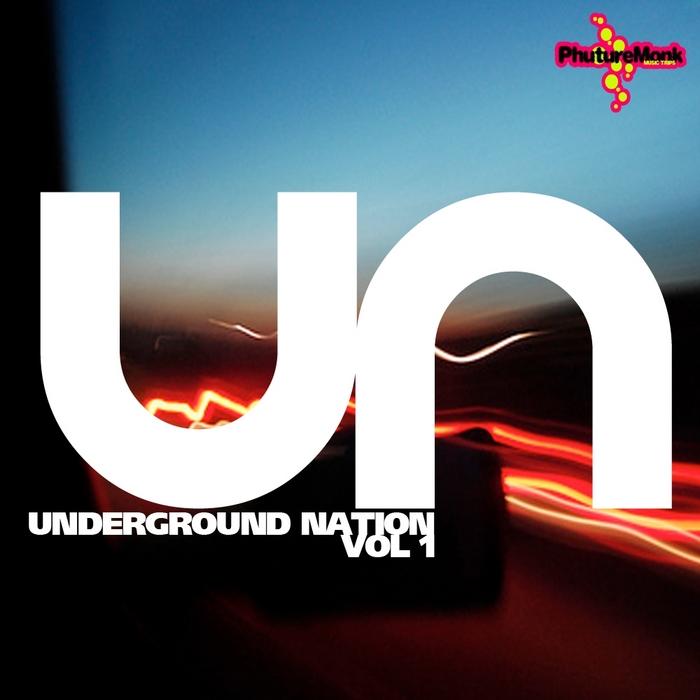 VARIOUS - Underground Nation Vol 1
