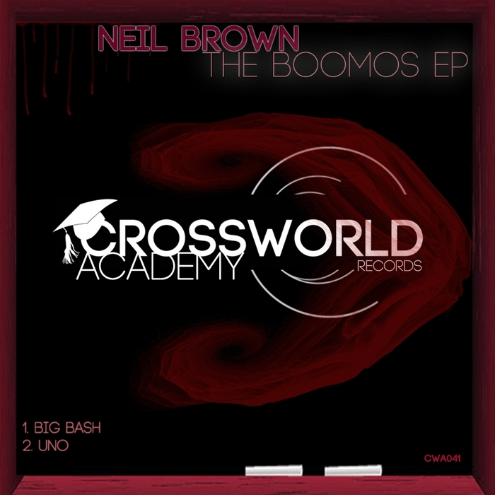 BROWN, Neil - The Boomos EP