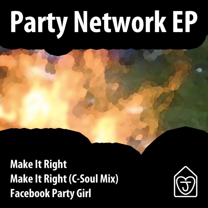 JONNY LOVES HOUSE - Party Network EP