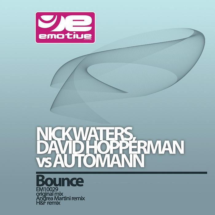 WATERS, Nick & DAVID HOPPERMAN vs AUTOMANN - Bounce