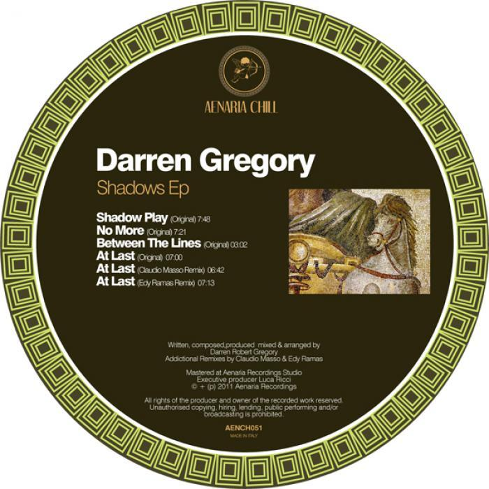 GREGORY, Darren - Shadows