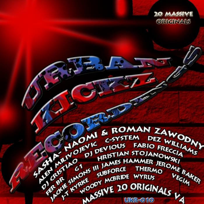VARIOUS - Urban Kickz Recordings VA Volume 1