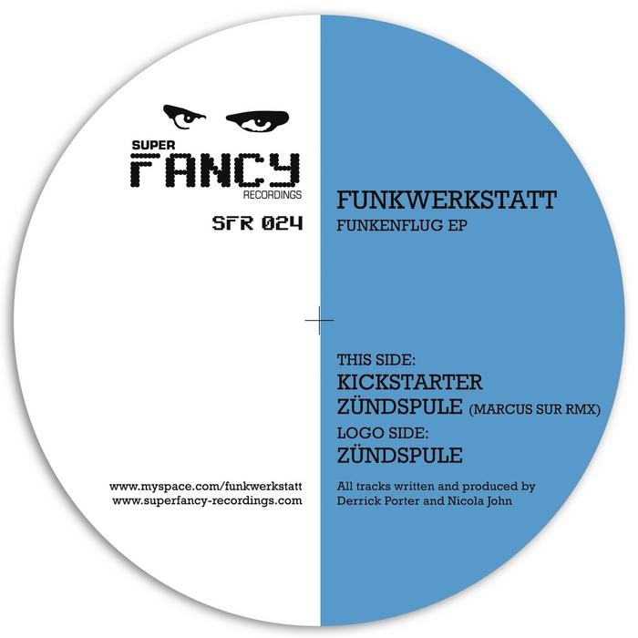 FUNKWERKSTATT - Funkenflug EP