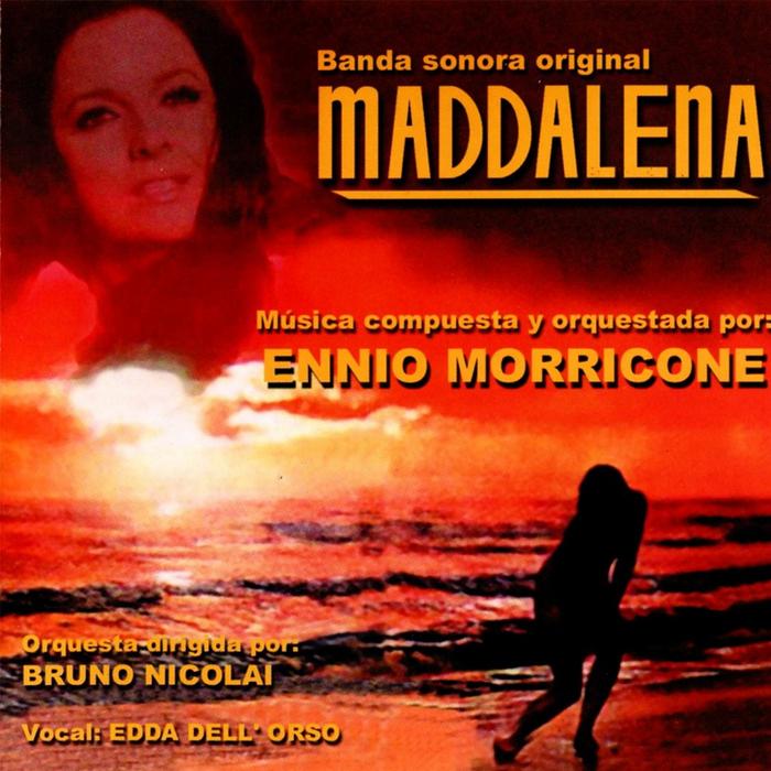 MORRICONE, Ennio - Maddalena