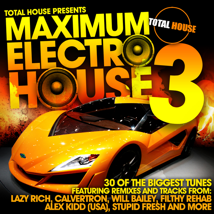 VARIOUS - Maximum Electro House Vol 3