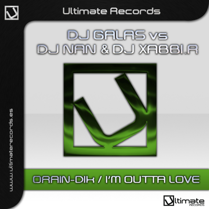 DJ GALAS/DJ NAN/XABBI R - Orain Dik