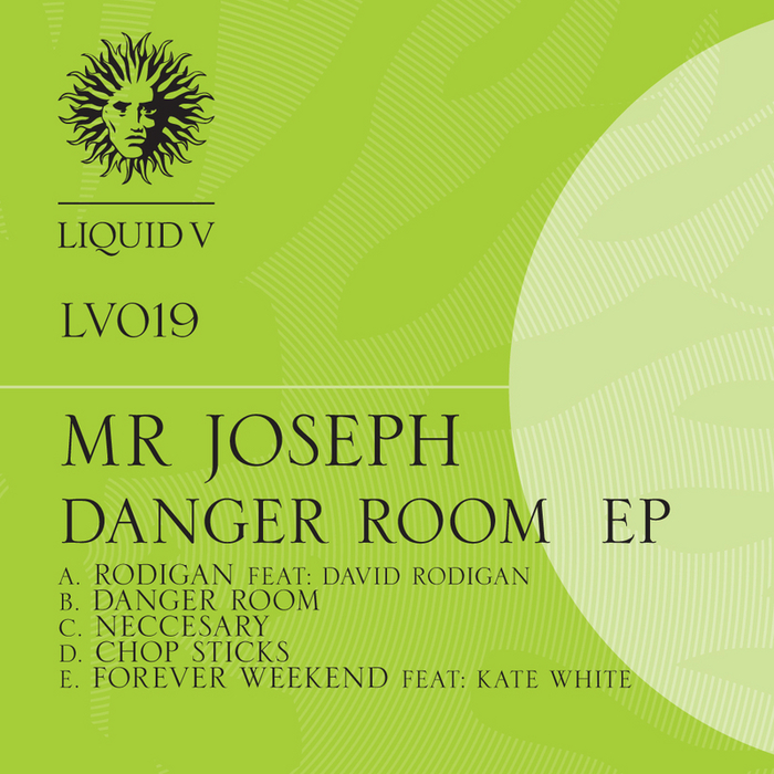 MR JOSEPH - Danger Room EP