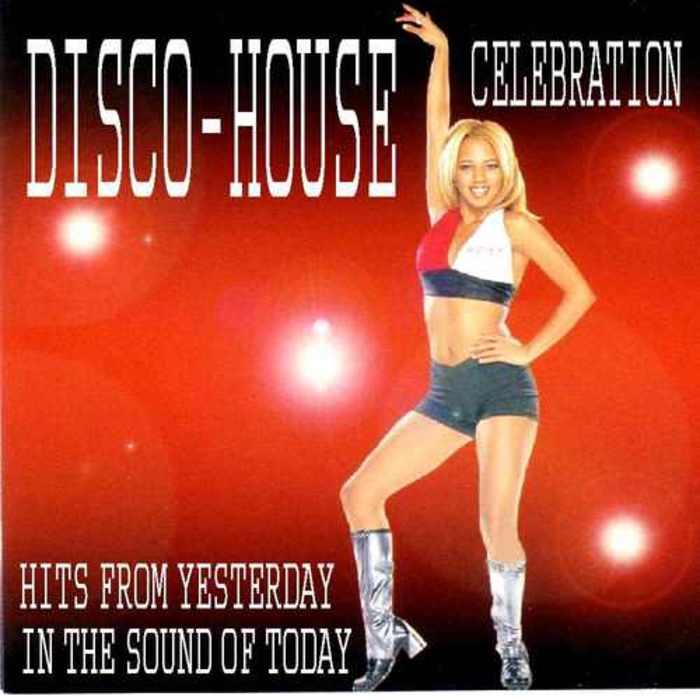 VARIOUS - Disco House Celebration
