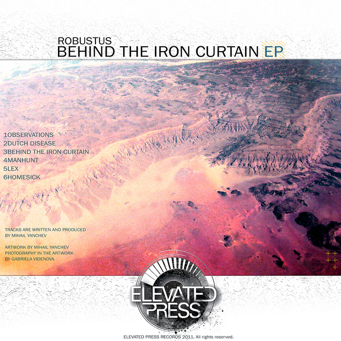 ROBUSTUS - Behind The Iron Curtain