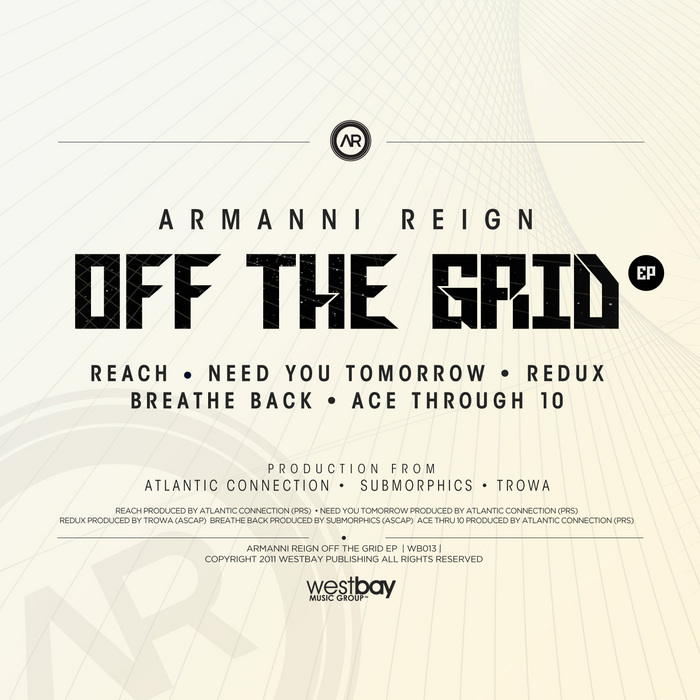 REIGN, Armanni - Off The Grid EP