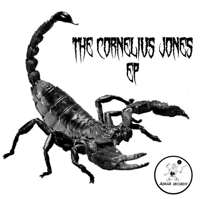 MigHTY CORNELIUS, The - The Cornelius Jones EP