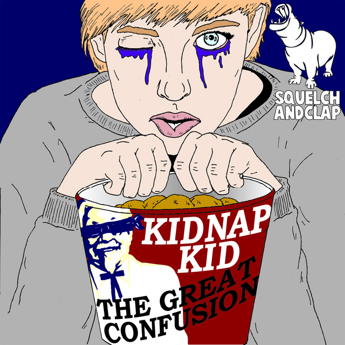 KIDNAP KID - The Great Confusion