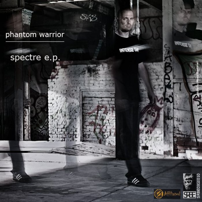 PHANTOM WARRIOR - Spectre EP