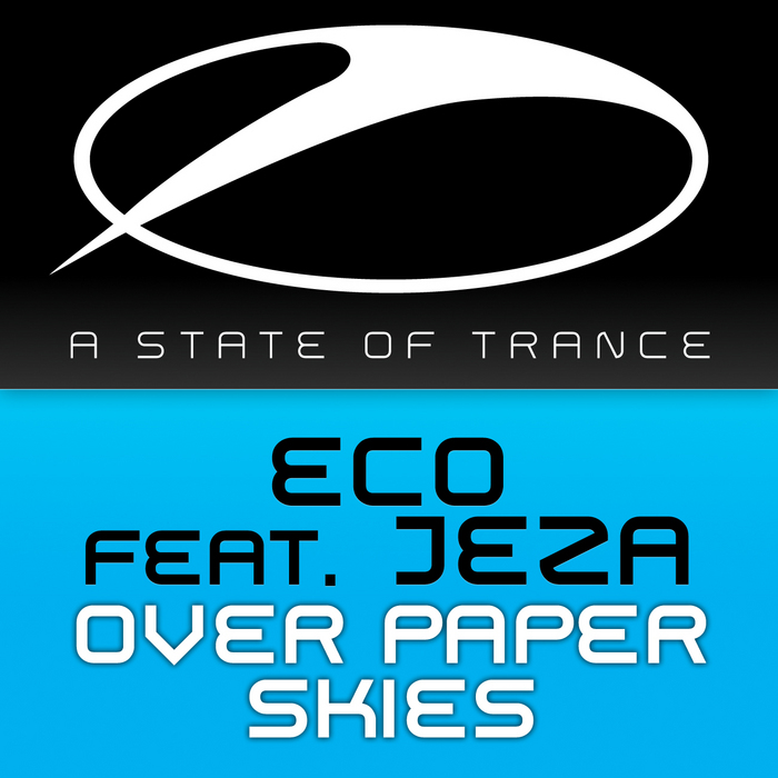 ECO feat JEZA - Over Paper Skies