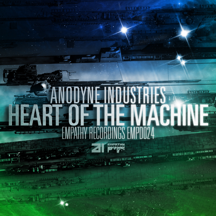 ANODYNE INDUSTRIES - Heart Of The Machine