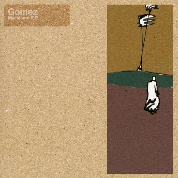 GOMEZ - Machismo