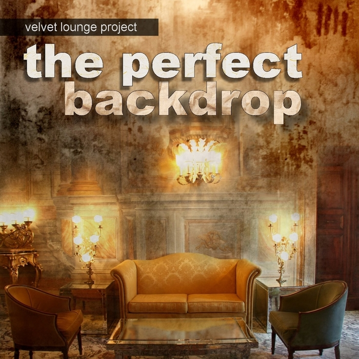 VELVET LOUNGE PROJECT - The Perfect Backdrop