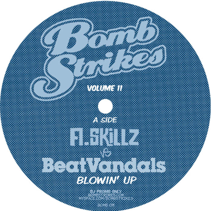 A SKILLZ vs BEATVANDALS - Bombstrikes Vol 11