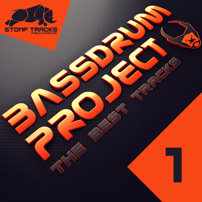 BASSDRUM PROJECT - The Best Tracks Vol 1