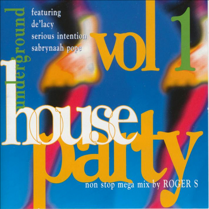 VARIOUS - Underground House Party Vol 1