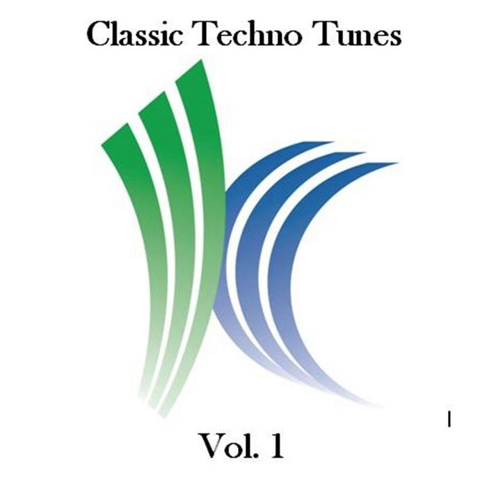 VARIOUS - Classic Techno Tunes Vol  1