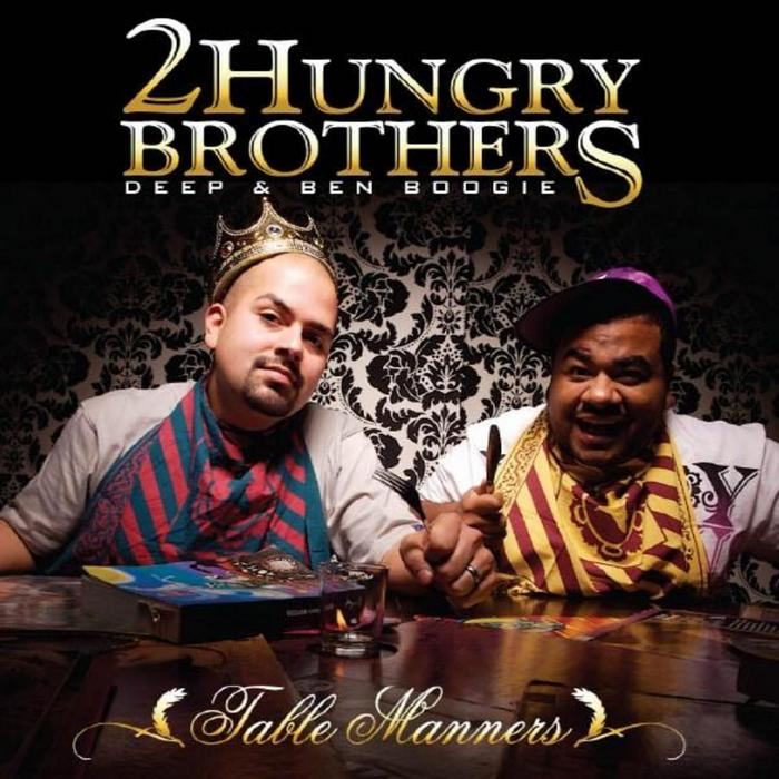 2 HUNGRY BROS/VARIOUS - Table Manners