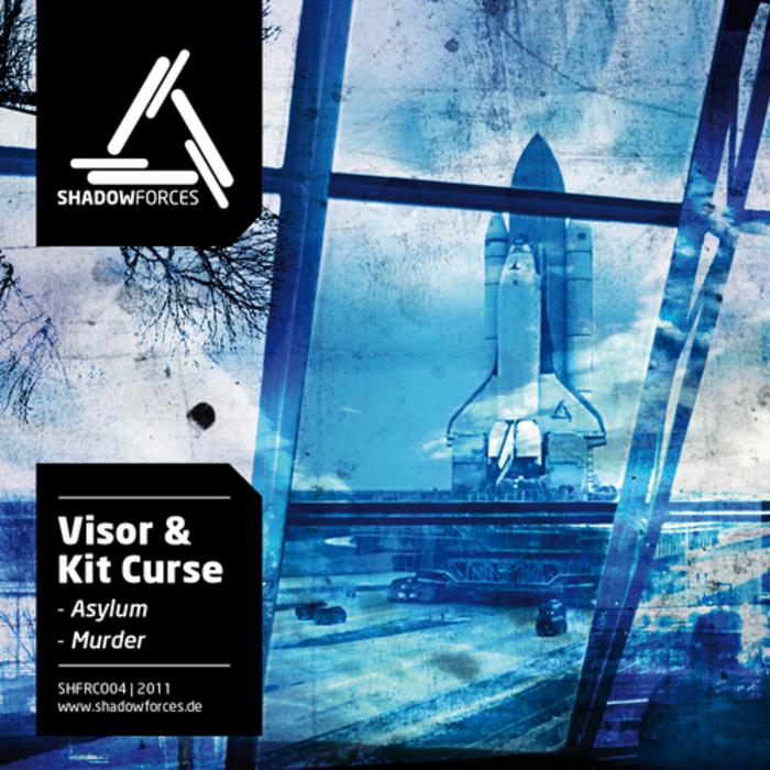 VISOR & KIT CURSE - Shfrc004