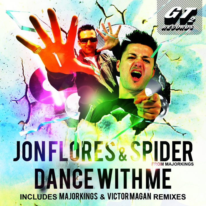 FLORES, Jon & SPIDER - Dance With Me