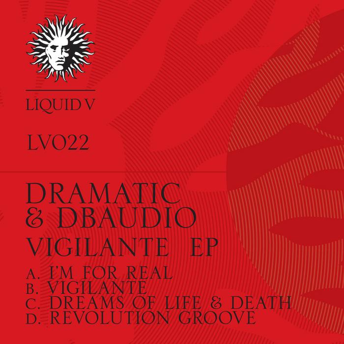 DRAMATIC/DBAUDIO - Vigilante