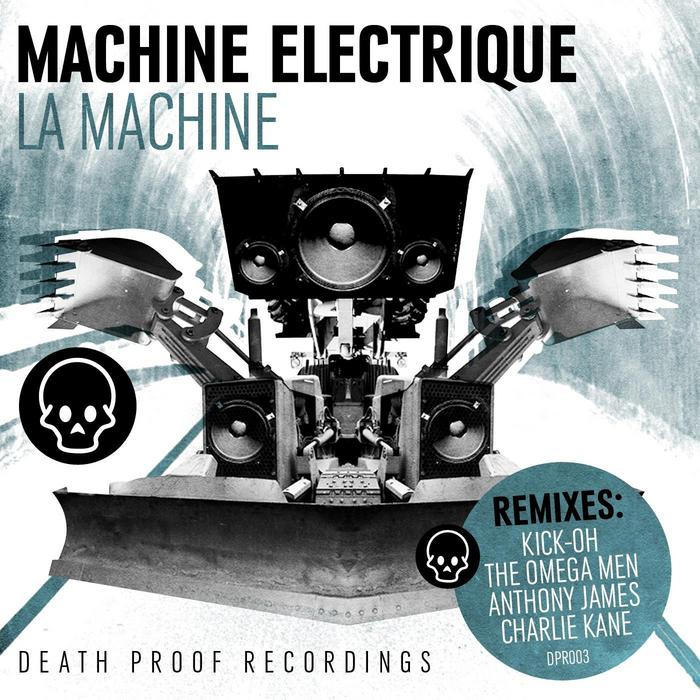 MACHINE ELECTRIQUE - La Machine