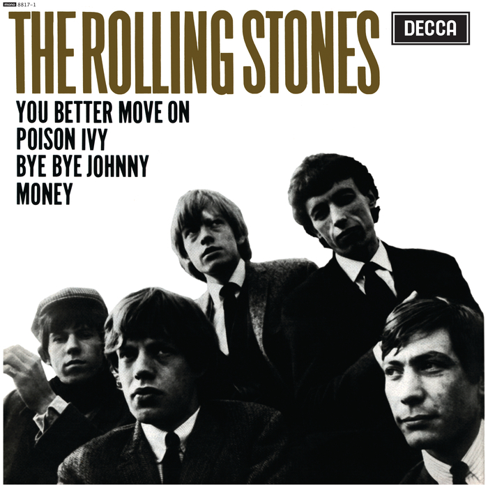 THE ROLLING STONES - The Rolling Stones (EP)