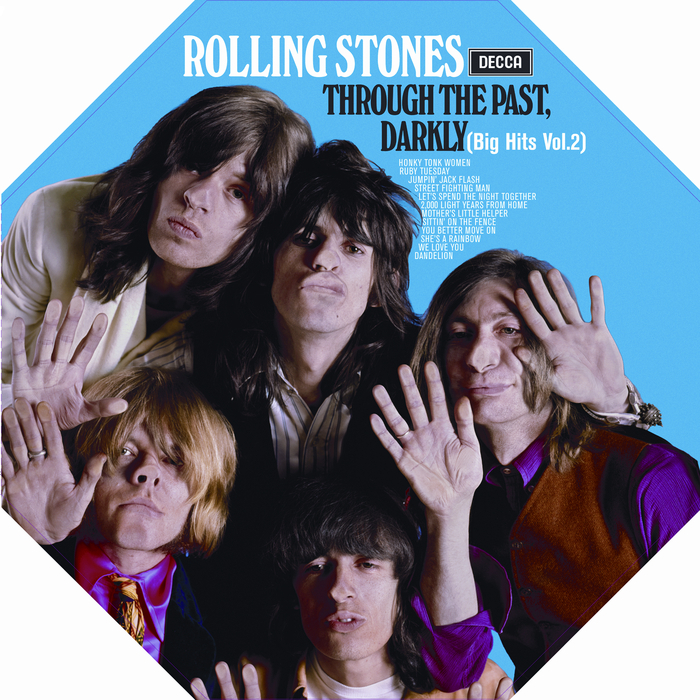 THE ROLLING STONES - Through The Past, Darkly (Big Hits Vol  2)