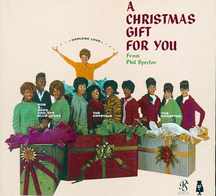 Various: A Christmas Gift For You From Phil Spector at ...