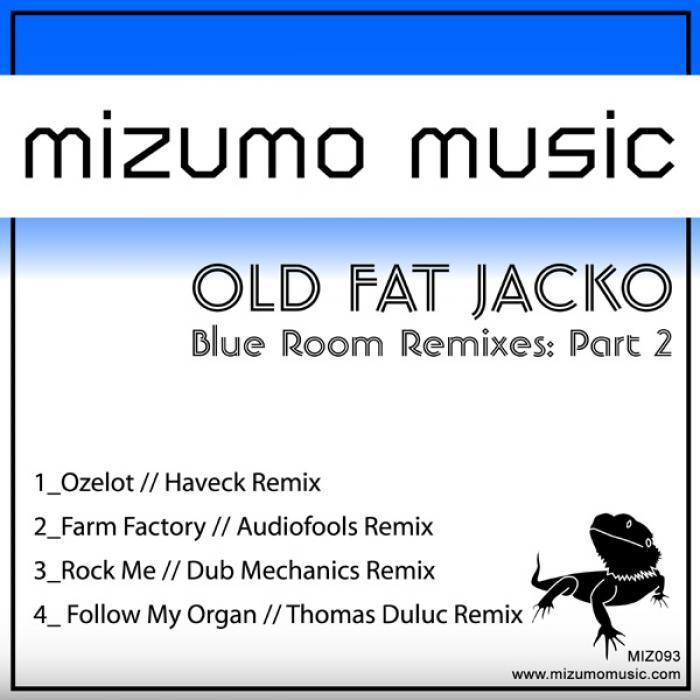 OLD FAT JACKO - Blue Room (remixes Part 2)