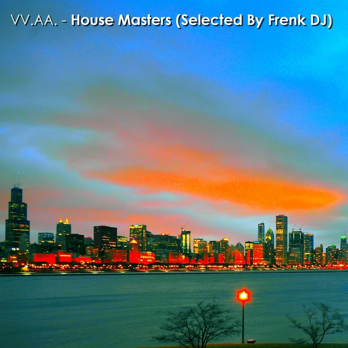 FRENK DJ/VARIOUS - House Masters (selected by Frenk DJ)